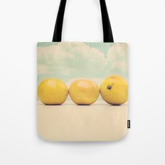 Sunny At Breakfast time Tote Bag