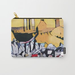 Abstract 50 #8 Carry-All Pouch