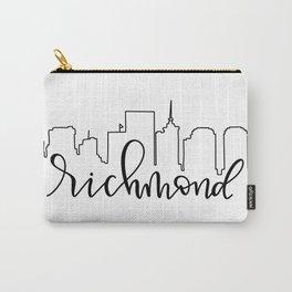 Richmond Skyline Carry-All Pouch