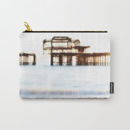West Pier Ruins Carry-All Pouch