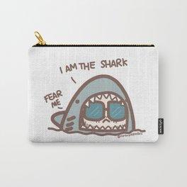 I am the shark. Fear me. Carry-All Pouch