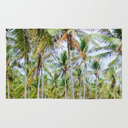 Gili Island Coco Farm Rug