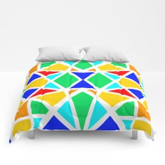Candy Glass Comforters