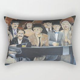 Classic Celebrities Rectangular Pillow