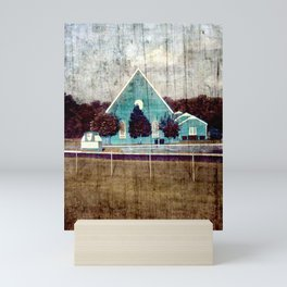 Church In Smyrna Tennessee Mini Art Print