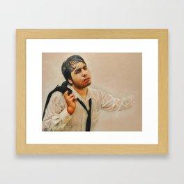 Adaptation Framed Art Print