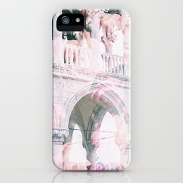 Floral In Venice iPhone Case