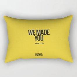 AM FATT A TIA Rectangular Pillow