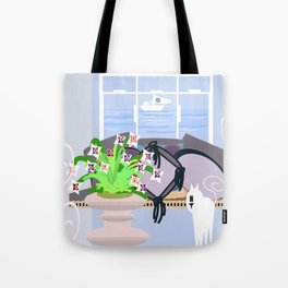 The Lilac room Tote Bag