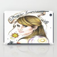 ahs iPad Cases featuring Maggie Esmerelda-AHS by MELCHOMM