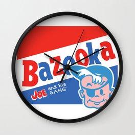 Bazooka Joe Wall Clock