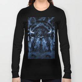 SPIRIT BUFFALO Long Sleeve T-shirt