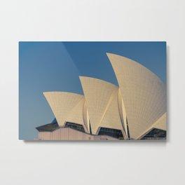 Sydney Opera House V Metal Print