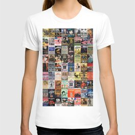 Springsteen Concert Posters T-shirt