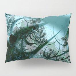 Fruitful Abstract Fractal Art Pillow Sham