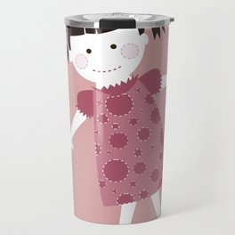 Raggedy Pam Travel Mug