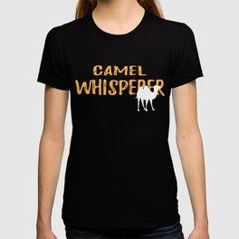 Camel Whisperer Graphic T-Shirt T-shirt