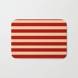 marinière mariniere antic color Bath Mat