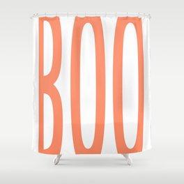 Boo Shower Curtain