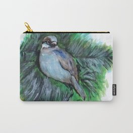 New York Winte Sparrow Carry-All Pouch