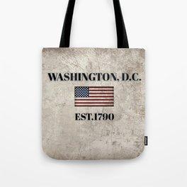 Washington, D.C. Tote Bag