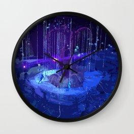 Fantasy World III Wall Clock