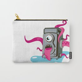 Monster Camera Carry-All Pouch