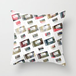 iPattern_no1 Throw Pillow