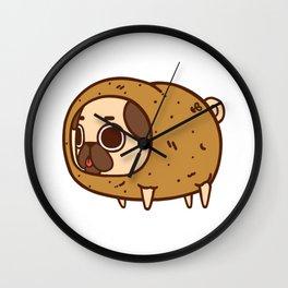 Puglie Potato Wall Clock