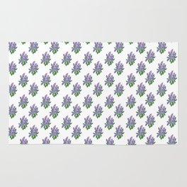 Lilacs: Syringa Rug
