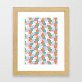 Colour of Spring Framed Art Print