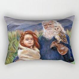 Familie Rectangular Pillow