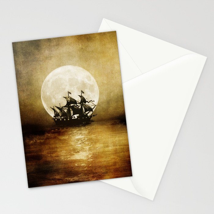Vintage. Trip. Stationery Cards