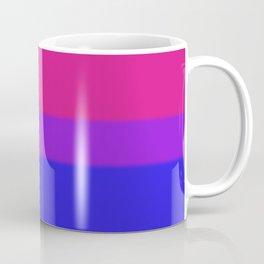 Bisexual Pride Flag Coffee Mug