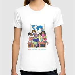 Read Together Stay Together T-shirt