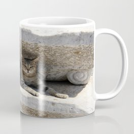 Guardian Of The Ruins Coffee Mug