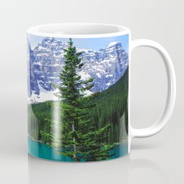 Canadian Wonder: Moraine Lake Coffee Mug
