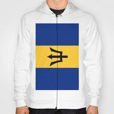 Flag Of Barbados Hoody