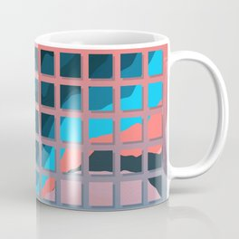 TOPOGRAPHY 2017-006 Coffee Mug