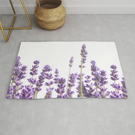Purple Lavender #4 #decor #art #society6 Rug