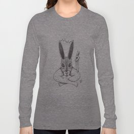 Fluffy Bunny- Shock Therapy Long Sleeve T-shirt