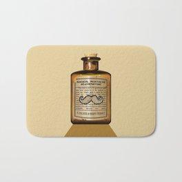 Magical Mustache Rejuvinator Bath Mat