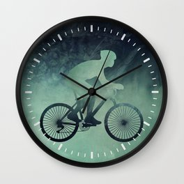 Bicycle lover Wall Clock