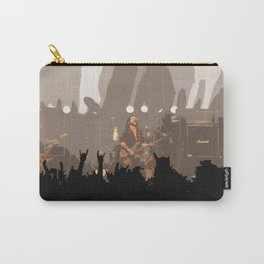 Motorhead Rock and Roll  Carry-All Pouch