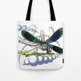 Takeoff imminent... Tote Bag