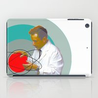 science iPad Cases featuring Science by Renaissance Youth