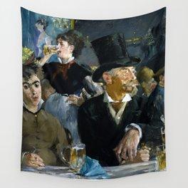 Édouard Manet - The Café-Concert Wall Tapestry