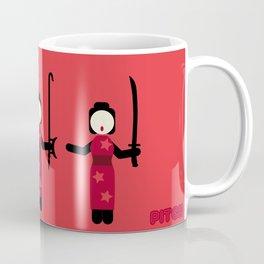 Pitch : Une dame écarlate Coffee Mug