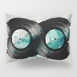 infinite vinyl Pillow Sham