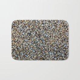 Small stones pattern Bath Mat